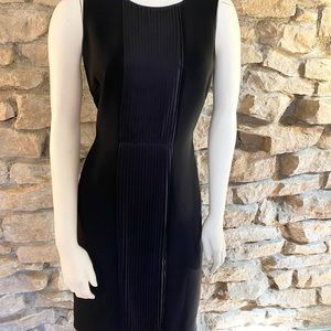 Calvin Klein Dresses - Calvin Klein Dress with Pleated Inset Size 4